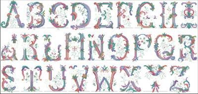 Алфавит Dimensions