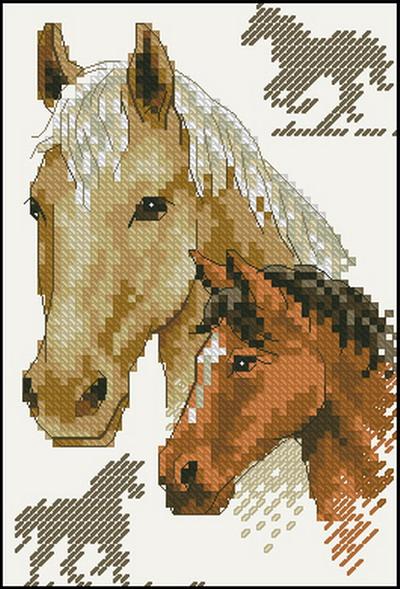 Голова лошади своими руками