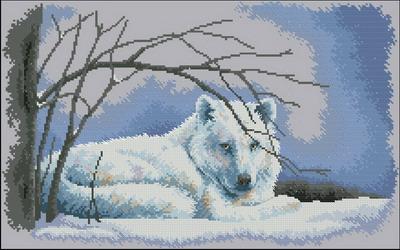 Волк Dimensions