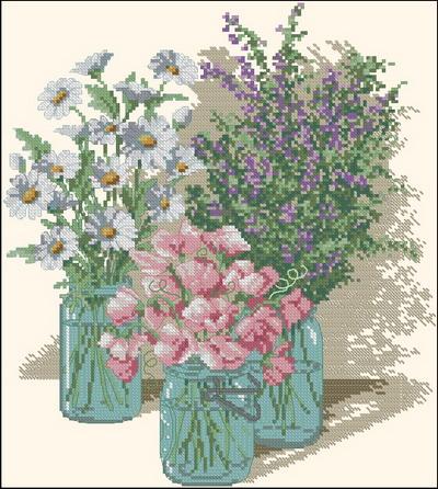 Цветы Dimensions