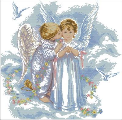 Поцелуй ангелов Dimensions