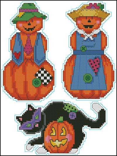 Halloween  Dimensions