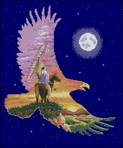 Индейцы. Дух орла Dimensions