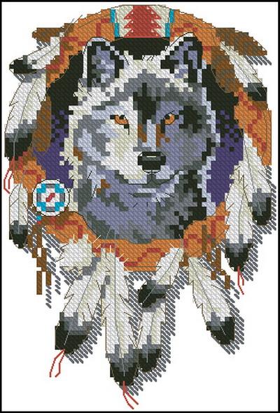 Индейцы. Дух волка