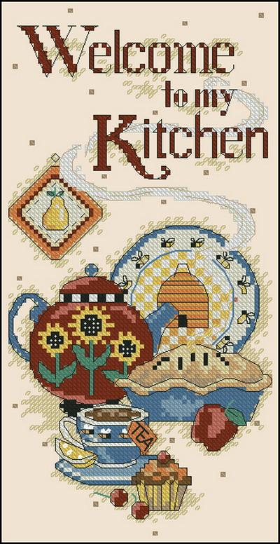 Кухня  Dimensions