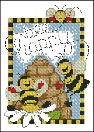 Пчелы  Dimensions
