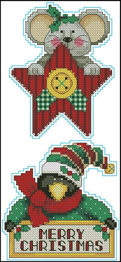Рождество Dimensions
