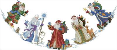 Рождественская гирлянда Dimensions