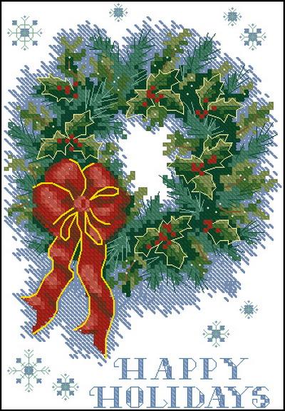 Рождественские венки Dimensions