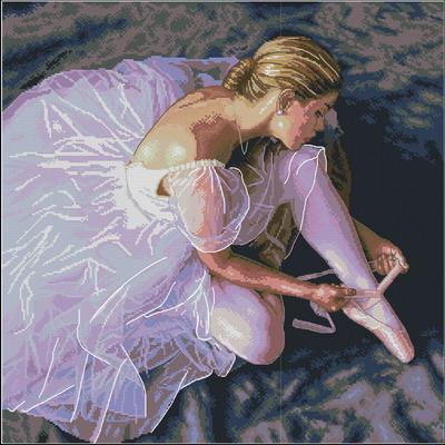 Балерина Dimensions