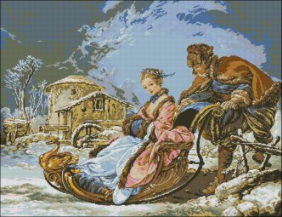 Goblenset Прелесть зимы
