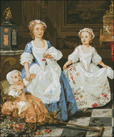 Goblenset Маленькие аристократки