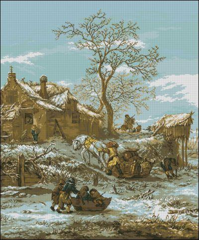 Goblenset Голландская зима