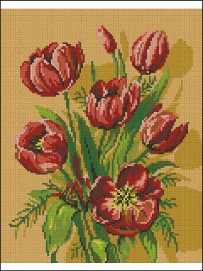 Goblenset Тюльпаны