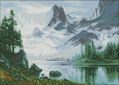 Goblenset Туман в горах
