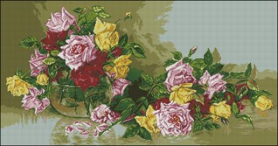 Goblenset Прелесть роз