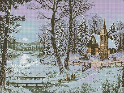Goblenset Волшебная зима