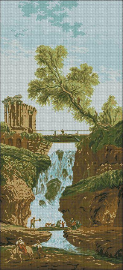 Goblenset У водопада