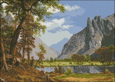 Goblenset Калифорнийский пейзаж