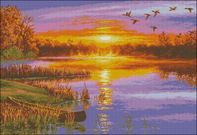 Goblenset Осенний закат