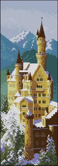 Панели John Clayton - Замок Нойшванштайн