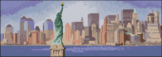 Панорама John Clayton - Окрестности Нью-Йорка