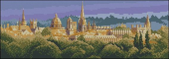 Панорама John Clayton - Оксфорд