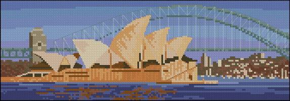 Панорама John Clayton - Сидней