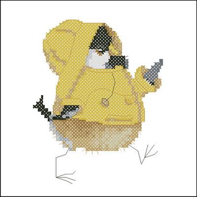 Valerie Pfeiffer Chickadees
