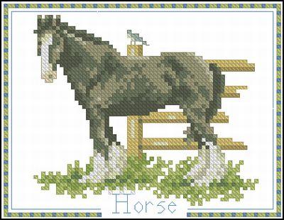 Lanarte Лошадь
