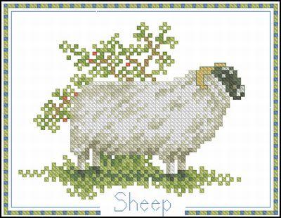 Lanarte Овца