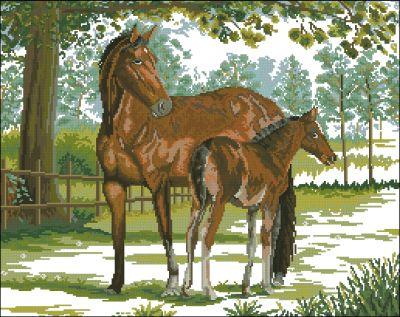 Lanarte Белка · Lanarte Лошади