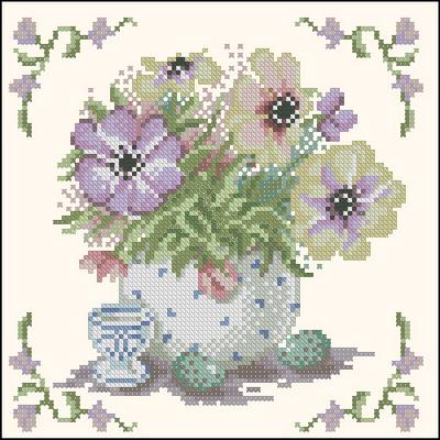Lanarte Цветы Анемоны