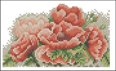 Lanarte Цветы Маки