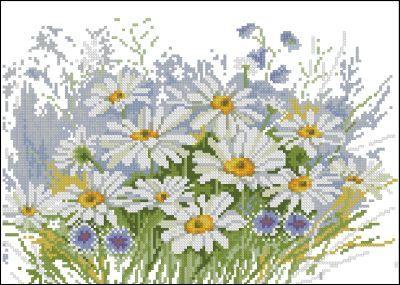 Lanarte Цветы Ромашки