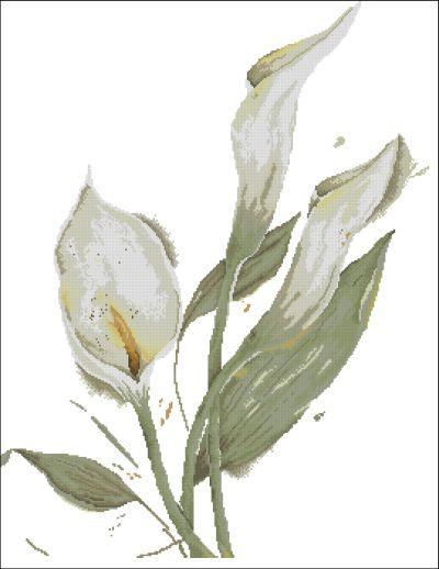 Lanarte Цветы Каллы