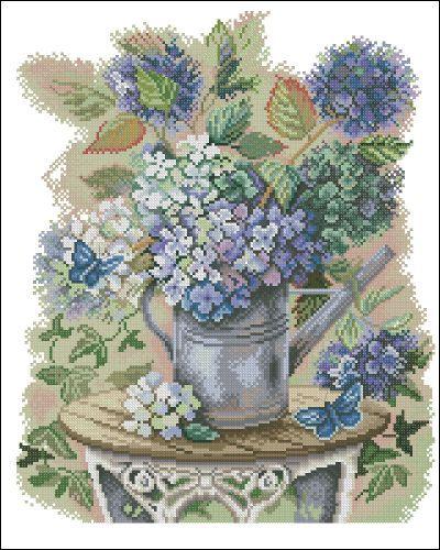Lanarte Цветы Гортензия