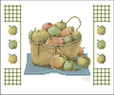 Lanarte Корзина с фруктами