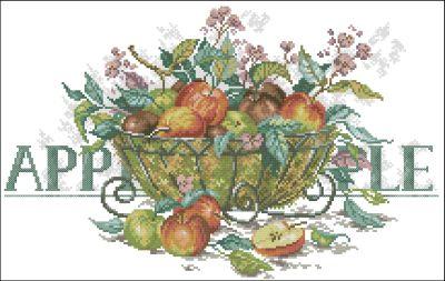 Lanarte Корзина яблок