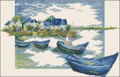 Lanarte Морской пейзаж