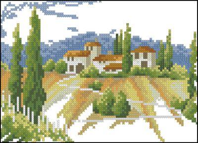 Lanarte Пейзаж