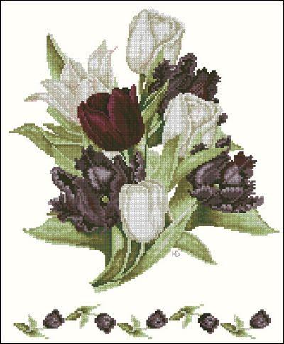 Lanarte Цветы Тюльпаны
