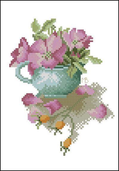 Lanarte Цветы Шиповник