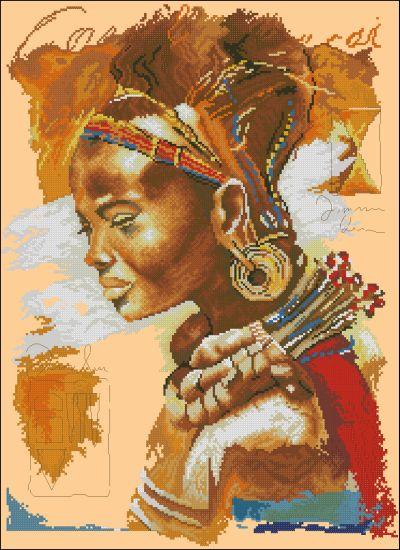 Lanarte Африканка