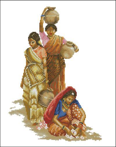 Lanarte Индианки