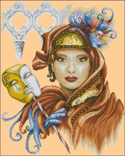 Lanarte Венецианская маска
